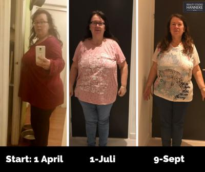 Afslank Ervaring Heleen: onder de 100kg!